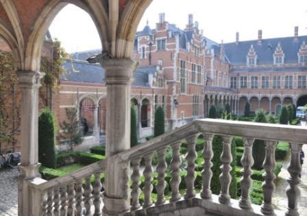 21. September 2016 Kongress des Belgischen Verbandes der Richter in Handelssachen