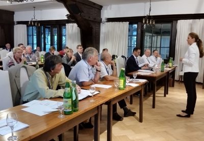 31. Europäischer Kongress der Richter in Handelssachen – September 2018