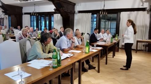 31. Europäischer Kongress der Richter in Handelssachen September 2018